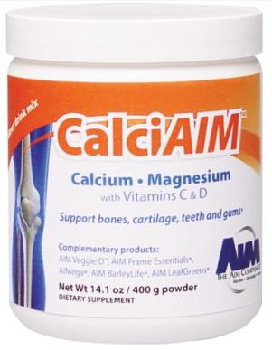 Calcium, vitamin D supplement