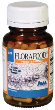 FloraFood, Probiotic, Good bacteria