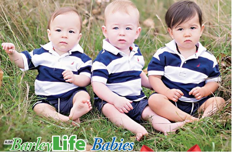 BarleyLife Babies