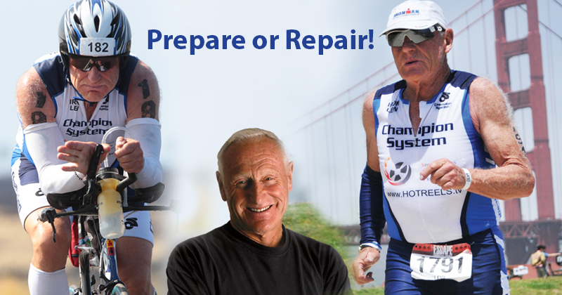 Prepare or Repair!