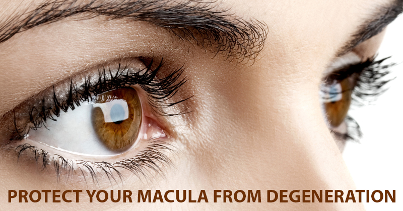 Protect Your Macula from Degeneration