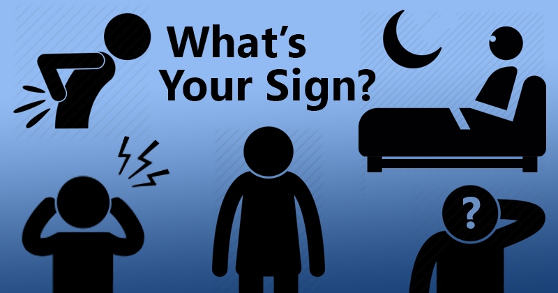 What's your Sign … of Magnesium Deficiency?