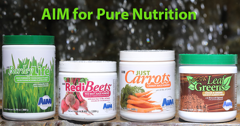 AIM for Pure Nutrition