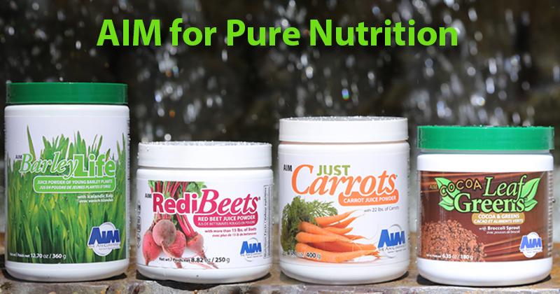 AIM for PureNutrition
