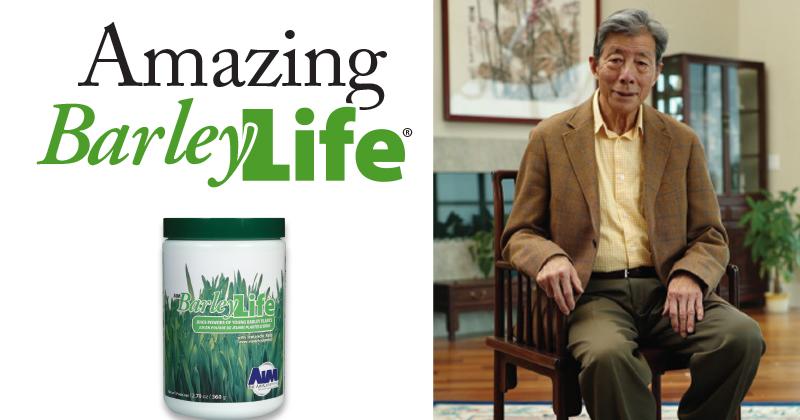 Amazing BarleyLife