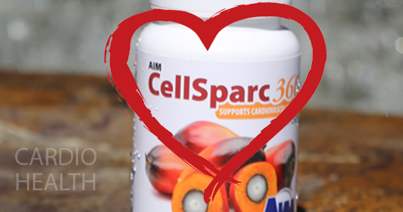 AIM CellSparc 360 Sparks Your Heart … andMore