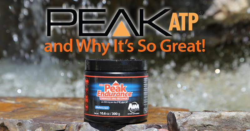 Peak ATP® and Why It's So Great!