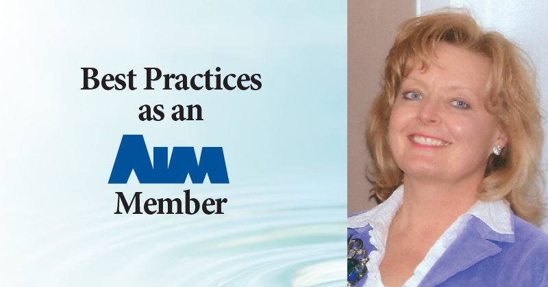 Best Practices as an AIM Member