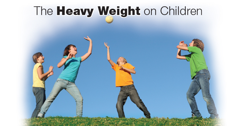 The Heavy Weight on Children
