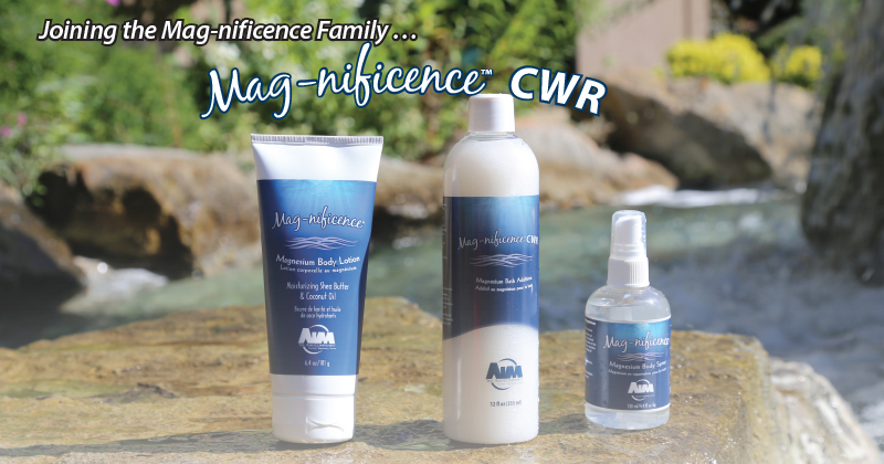 Joining the AIM Mag-nificence Family: Mag-nificence CWR