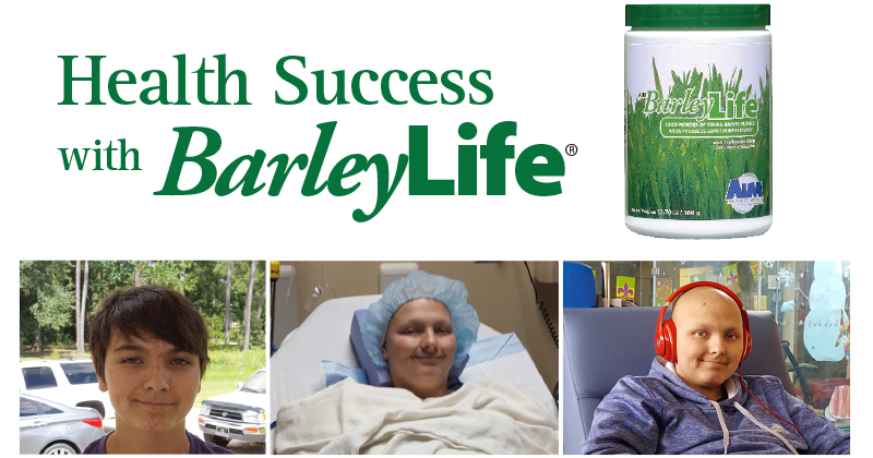 Health Success with AIM BarleyLife