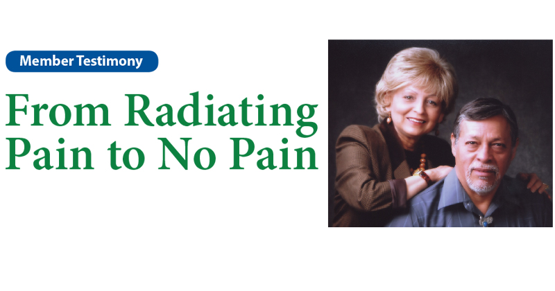 From Radiating Pain to No Pain