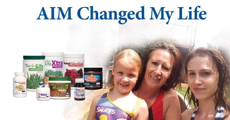 AIM Changed My Life