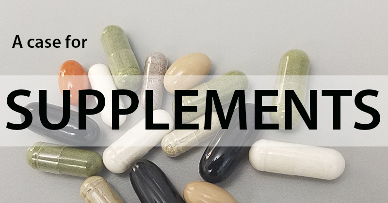 A Case for Supplements