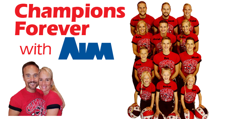 Champions Forever with AIM