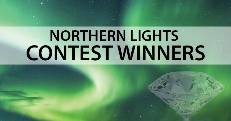 AIM's Northern Lights ContestWinners!