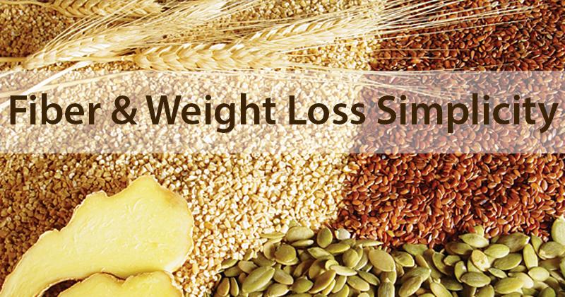 Fiber & Weight Loss Simplicity
