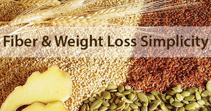 Fiber & Weight Loss Simplicity