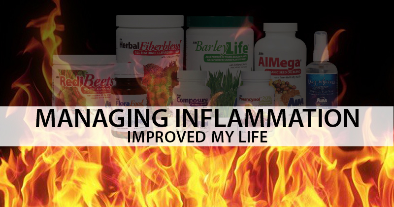 Managing Inflammation Improved My Life