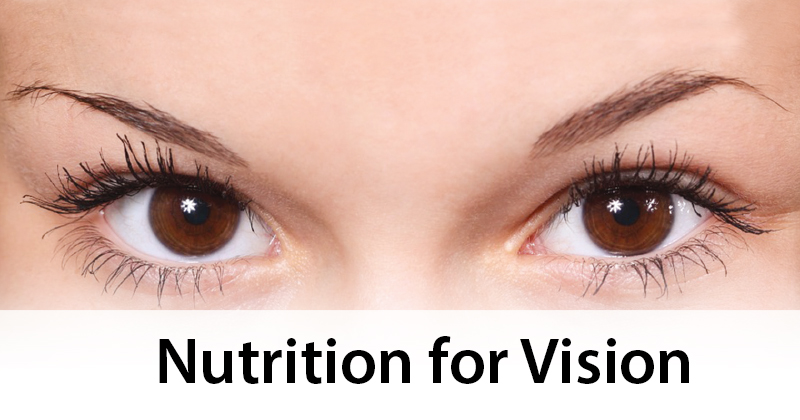Nutrition for Vision