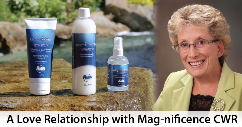 A Love Relationship with Mag-nificence CWR
