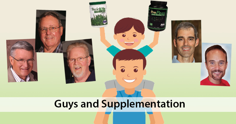 Guys and Supplementation