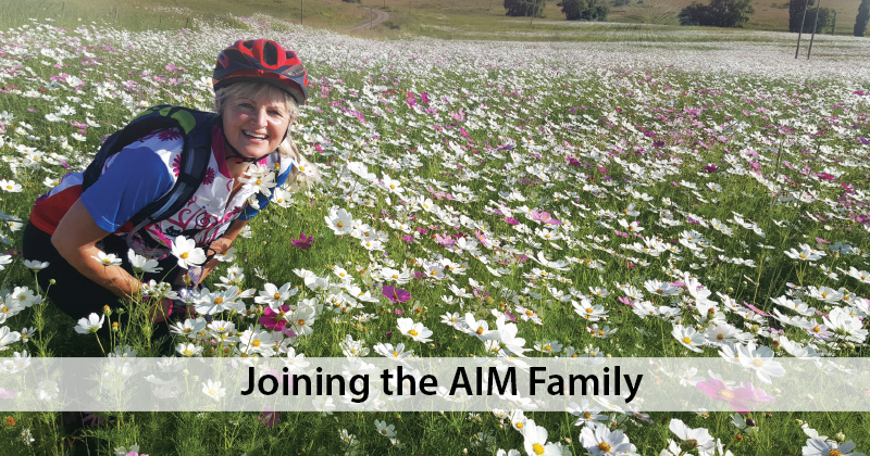 Joining the AIM Family