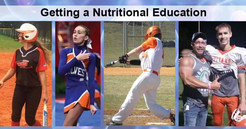 Getting a Nutritional Education