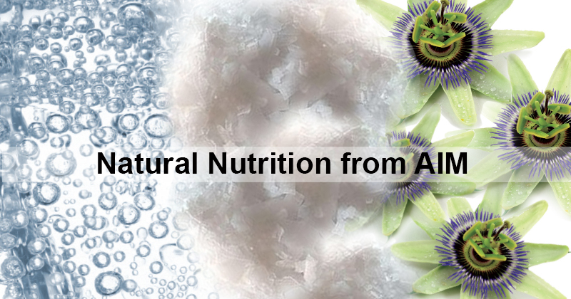 Natural Nutrition from AIM