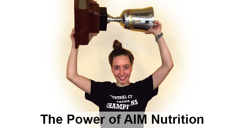 The Power of AIM Nutrition