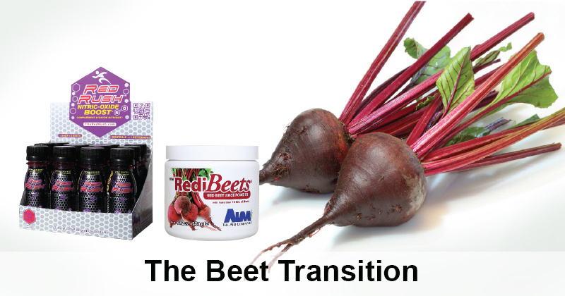 The Beet Transition