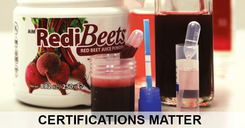 Certifications Matter