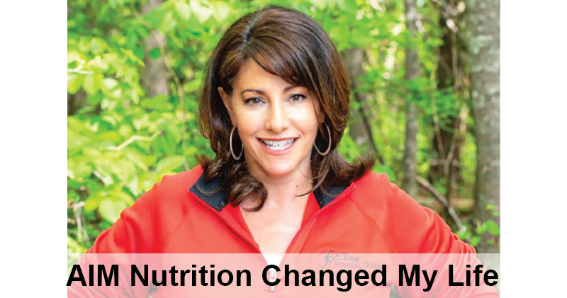 AIM Nutrition Changed My Life
