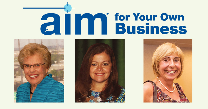 AIM for Your Own Business