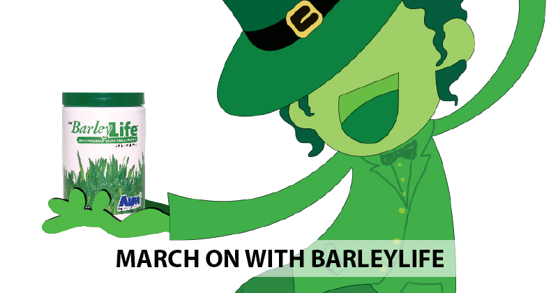 March On with BarleyLife