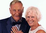 Lew-and-Karen-Newlyweds