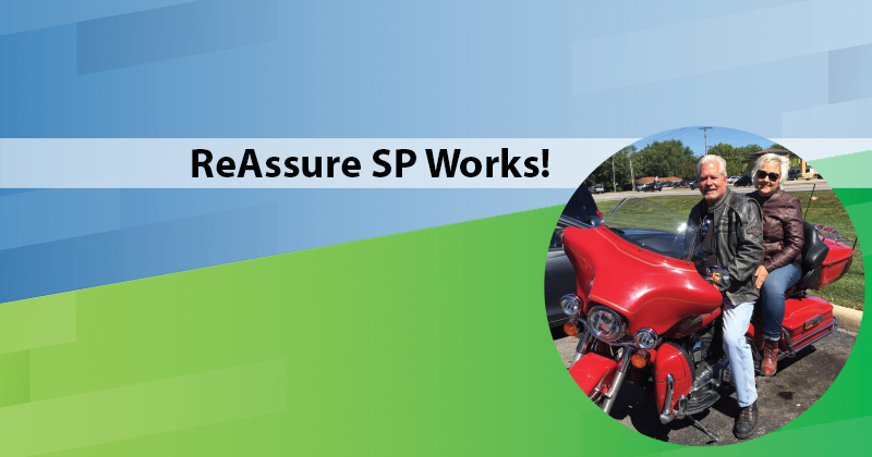 ReAssure SP Works!
